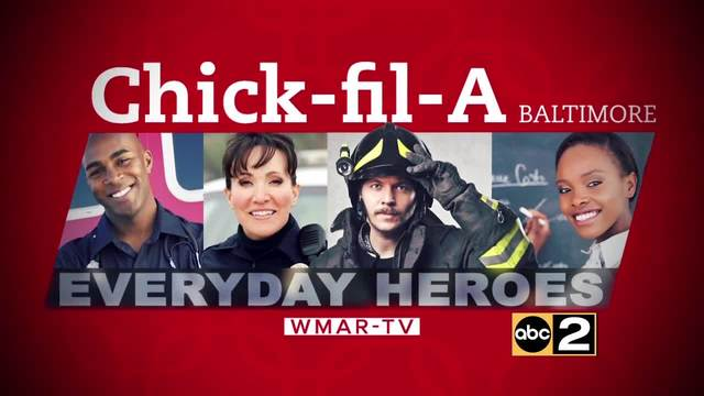 Chick- Fil- A Everyday Heroes
