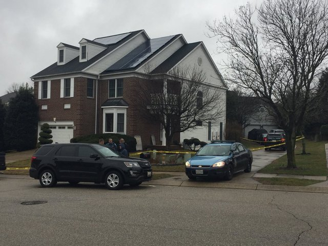 Two found dead in Odenton home