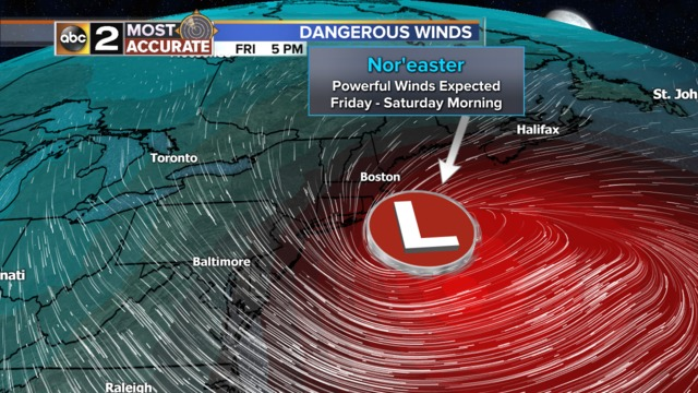 State of emergency declared in Maryland as damaging windstorm hits region