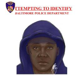 Baltimore Police Composite Sketch Gallery