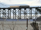 CSX train cars fall into Susquehanna River