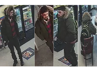 Search continues for man who robbed pizza shop