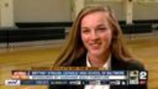 Student Athlete of the Week: Brittney Strauss