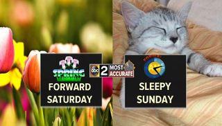 Springing Forward, Losing Sleep