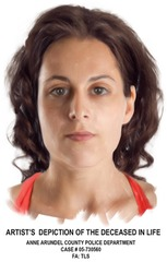 PD trying to ID woman found dead in 2005