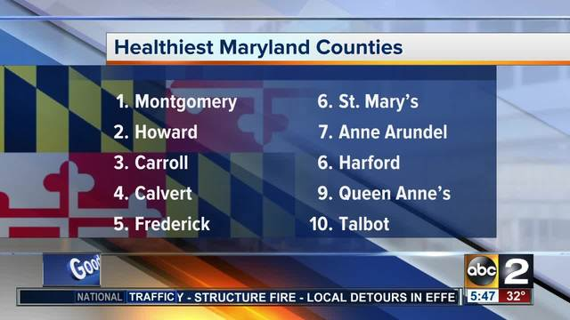 Where the Lehigh Valley falls in Pa.'s healthy counties ranking