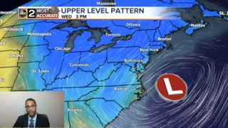 7-DAY FORECAST: Say It Ain't Snow, Noreaster #4