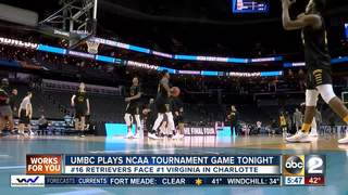 UMBC Prepares to take on Virginia