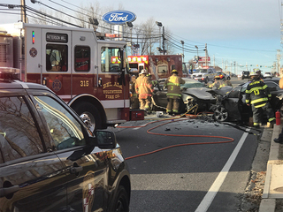 Driver under the influence causes major wreck