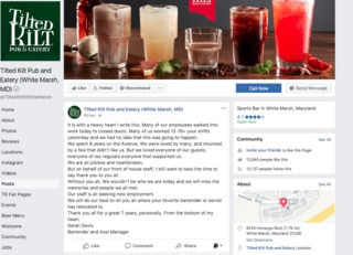 Local restaurant closes, employees left confused