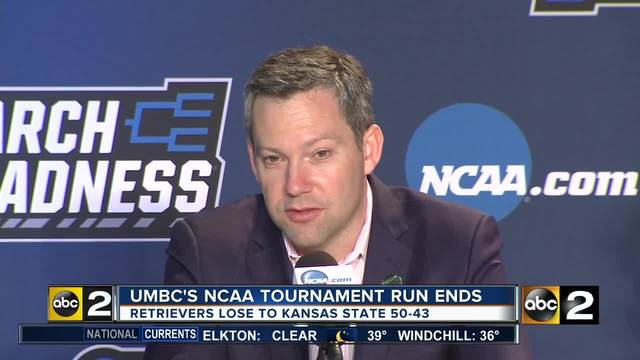 Cinderella Retrievers return home after historic NCAA Tournament