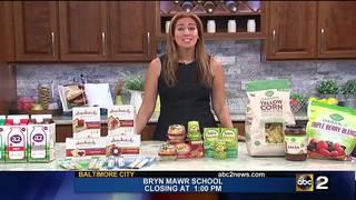 Green Goddess - Healthy Snacks