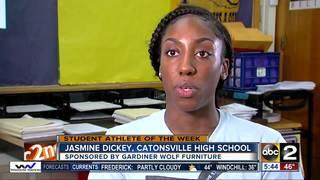 Student Athlete of the Week: Jasmine Dickey