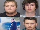 Two volunteer firefighters sentenced in assault