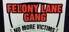 Felony Lane Gang suspected in crime spree