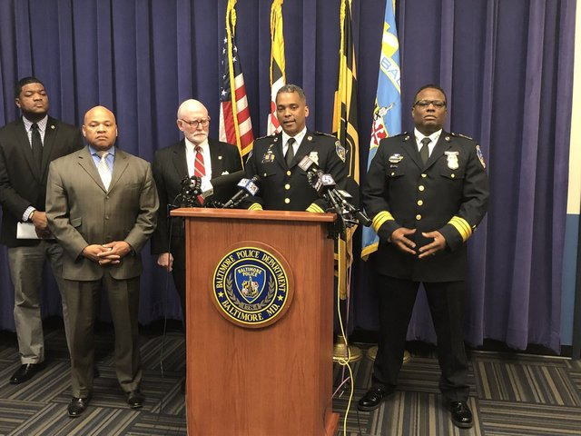 BPD announces Independent Review Board to look into Suiter case