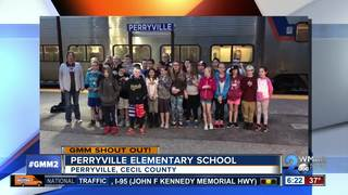 Good morning from Perryville Elementary School!
