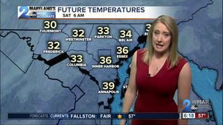 FORECAST: Sunny Weekend Forecast