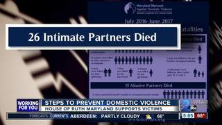 Domestic violence prevention tips