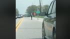 Deputy shoots, kills groundhog crossing road