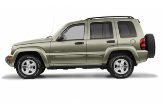 Older Jeeps recalled for suspension issue