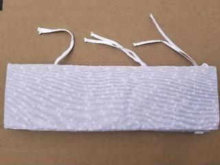 Crib bumper recalled due to strangulation hazard