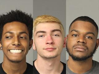 3 Gambrills men arrested on drug charges