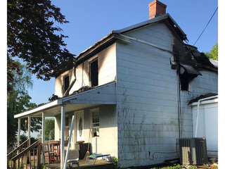 Finksburg woman dies in fire