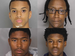 Teens charged in officer's murder identified
