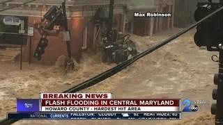 Flood causes Ellicott City to rebuild again