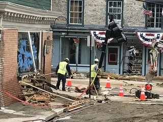 Ellicott City Main Street to reopen Friday