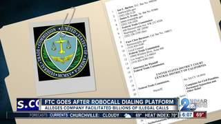 FTC goes after robocall dialing platform