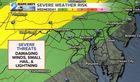 SEVERE THREAT: Storms Return Wednesday