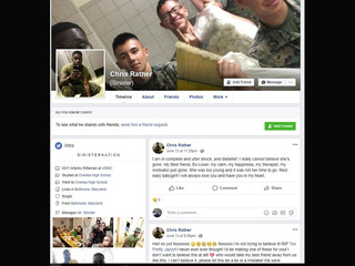 Police: Marine murders ex-girlfriend