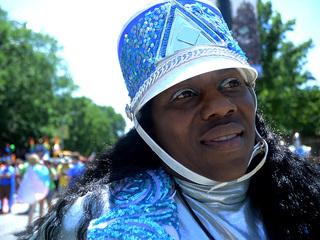 Baltimore Pride Parade rollicks down Charles St.