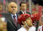 Washington Capitals' coach resigns