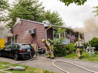 Two pets die in Ferndale house fire