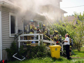 Fire causes $150,000 of damage to Ferndale home