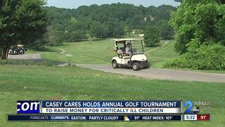Casey Cares Foundation holds golf tournament