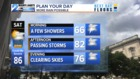 FORECAST: Not A Washout Weekend