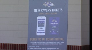Ravens announce new gameday ticket system