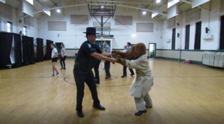 Bel Air Police take on lip-sync challenge