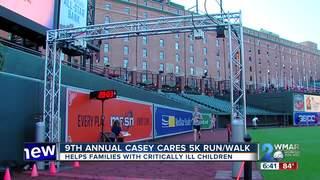 Oriole Park hosts 9th annual Casey Cares 5k