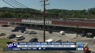 Businesses open in new Union Collective
