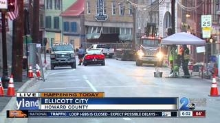 Main St. in Ellicott City to reopen after floods