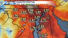 7-DAY FORECAST: Heavy Rain This Weekend