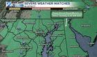 FLASH FLOOD WATCHES: Heavy Rain & Gusty Winds