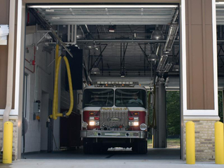 New Lake Shore fire station opens