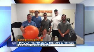 Good morning from Innovative Physical Therapy!