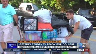 Getting students ready for college